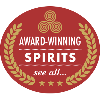 Award-Winning Spirits – see all…